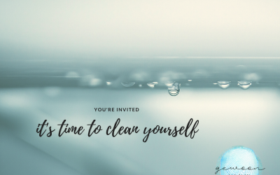 It's time to clear yourself…de koelkast